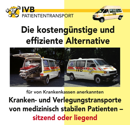 Patiententransport